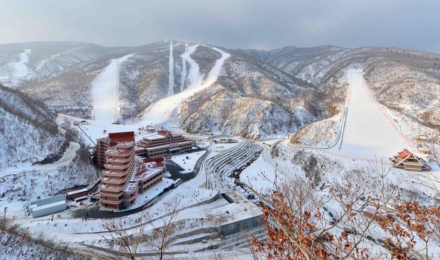 ski and snowboard north korea - 5 nights | uri tours